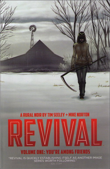 Revival Vol. 1: You're Among Friends Graphic Novel Book