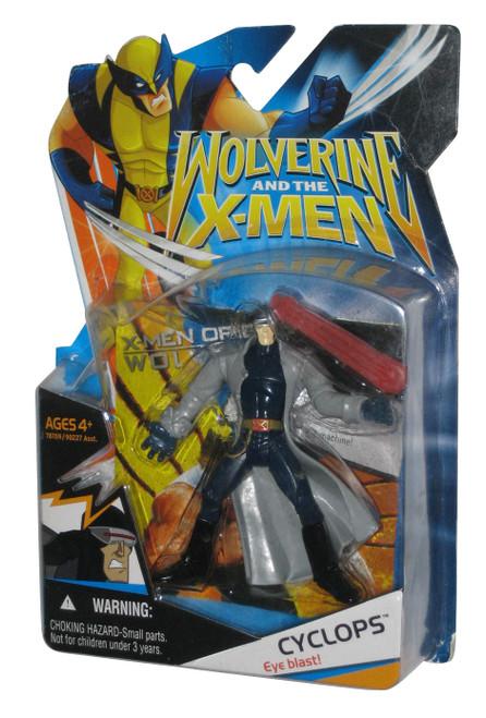 Marvel Comics X-Men & Wolverine Cyclops Animated Cartoon Action Figure