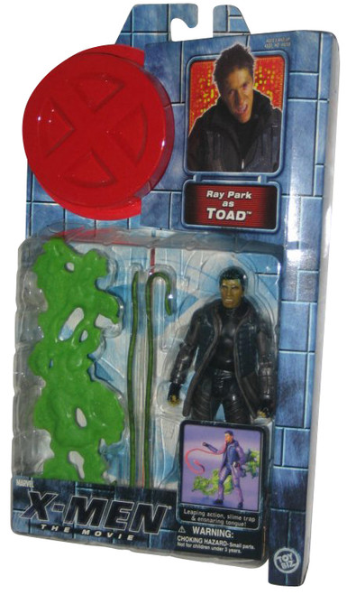 Marvel Comics X-Men Movie Ray Park Toad Toy Biz Figure