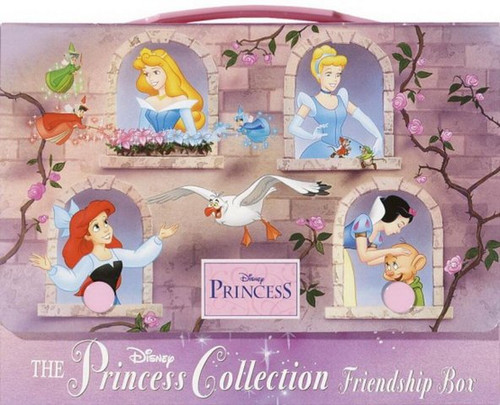 Disney The Princess Collection Friendship Box Set