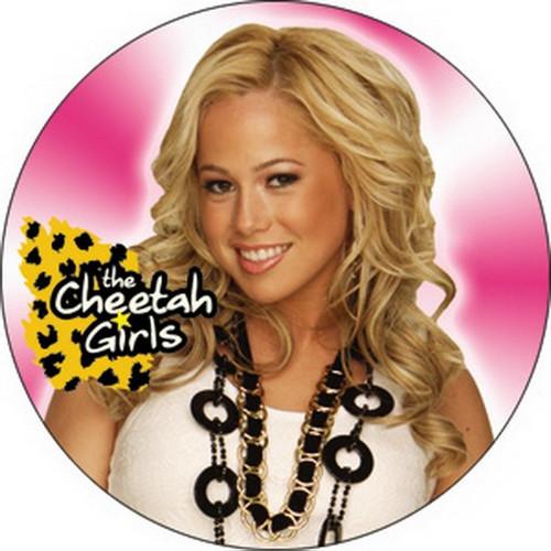 Cheetah Girls Blonde Button B-DIS-0471