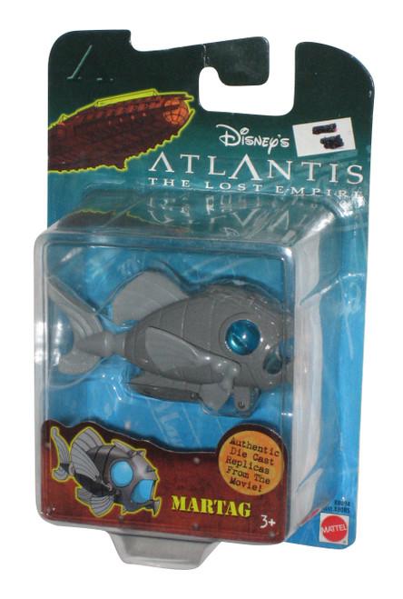 Disney Atlantis The Lost Empire Martag Die-Cast Replica Toy Figure