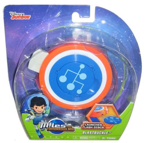 Disney Miles From Tomorrowland Blastbuckle Flash Disc Kids Toy