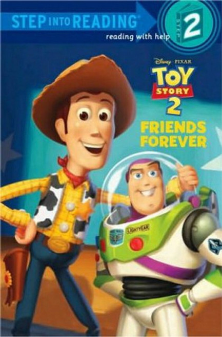 Disney Pixar Toy Story 2 Friends Forever Book