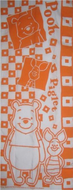 Disney Winnie The Pooh Fabric Cloth Design