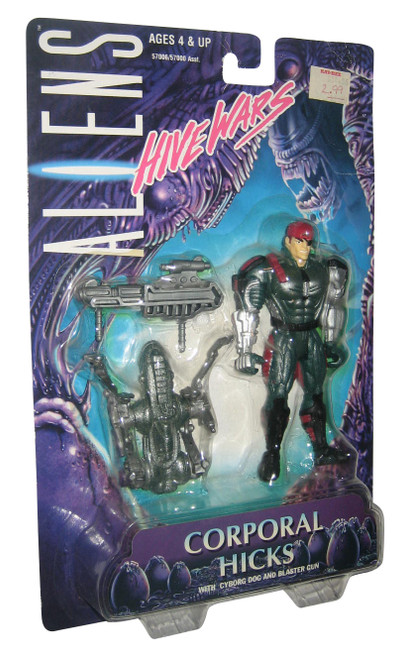 Aliens Hive Wars Corporal Hicks (1998) Kenner Action Figure