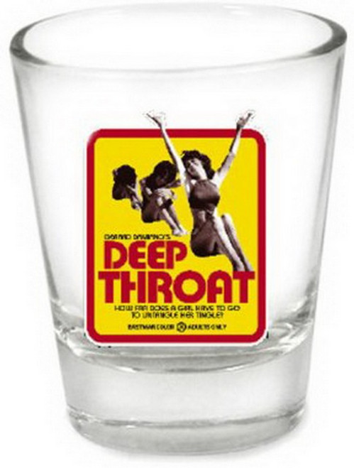 Gerard Damianos Deep Throat Shot Glass AW01031S