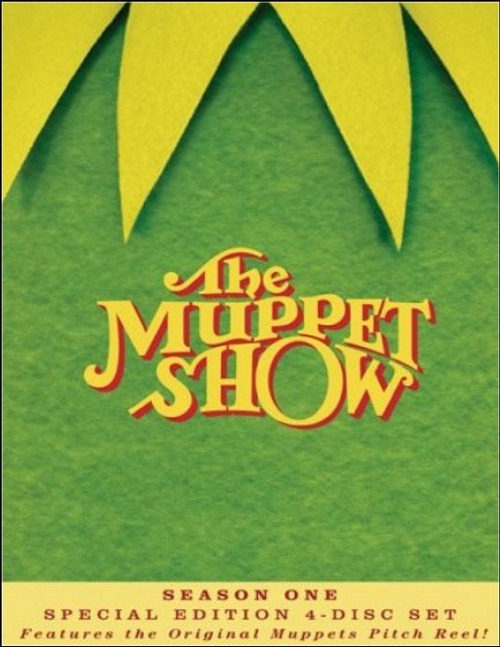 The Muppet Show Season 1 (1976) Kermit Special Edition DVD Box Set