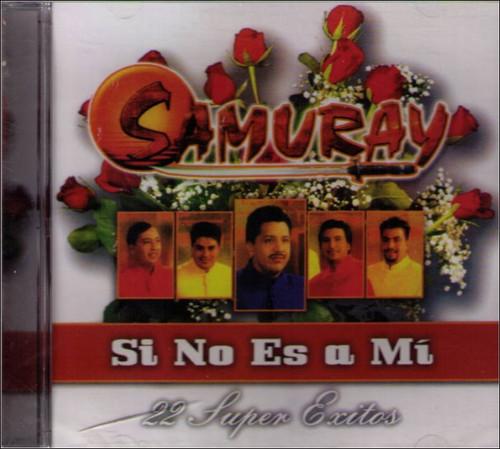 Samuray Si No Es A Mi Music CD