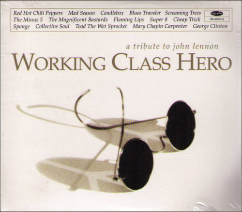A Tribute to John Lennon Working Class Hero Music CD