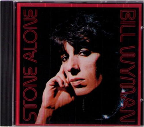 Bill Wyman Stone Alone Music CD