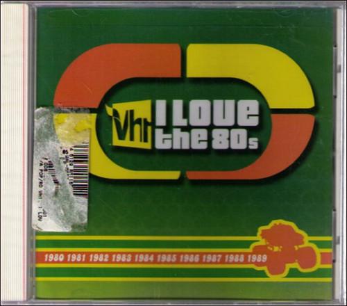 VH1 I Love The 80s Music CD
