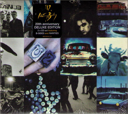 Achtung Baby (2 Disc Deluxe Edition) Music CD Box Set