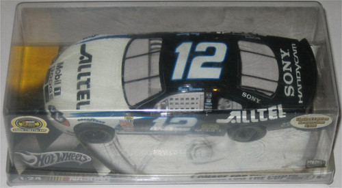 Hot Wheels Nascar Ryan Newman Chase For The Cup 2004 Alltel Mobil Car - (Limited Edition)