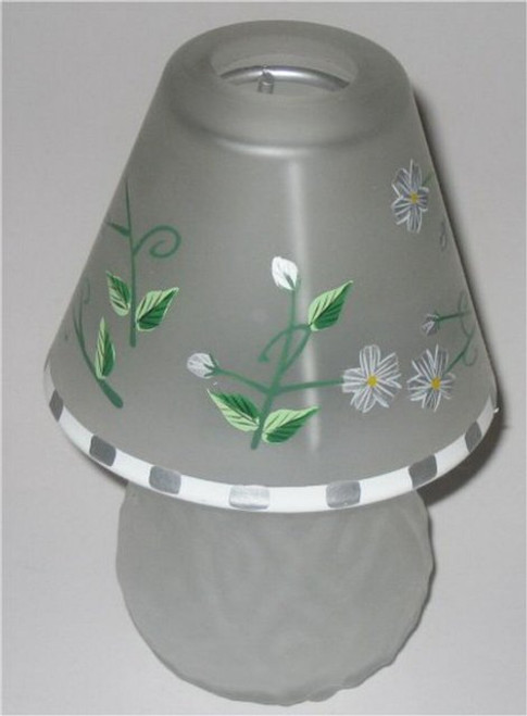 Flowers Tea Light Candle Holder