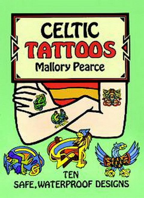 Celtic Real and Mythical Animal Spirals Tattoos