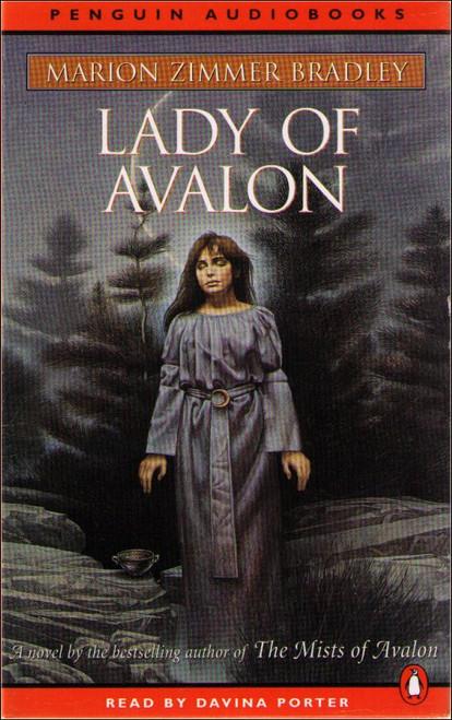 Lady of Avalon Audio Cassette Box Set - (Diana L. Paxson / Marion Zimmer Bradley)