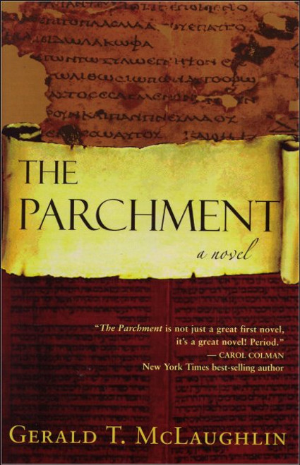 The Parchment A Novel Hardcover Book (Gerald T. McLaughlin)