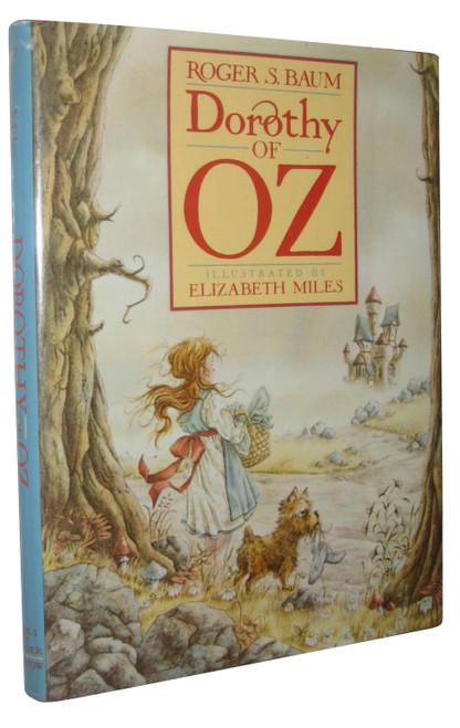 Dorothy of Oz Wonder Hardcover Book - (Roger Baum)