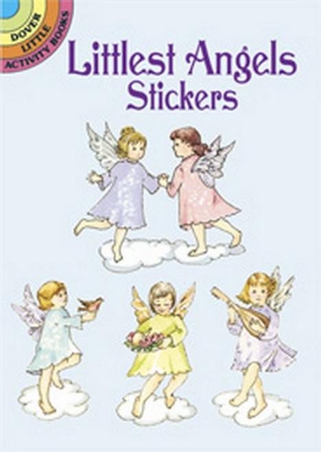 Littlest Angels Heavenly Celestial Sticker Set - 33 Stickers
