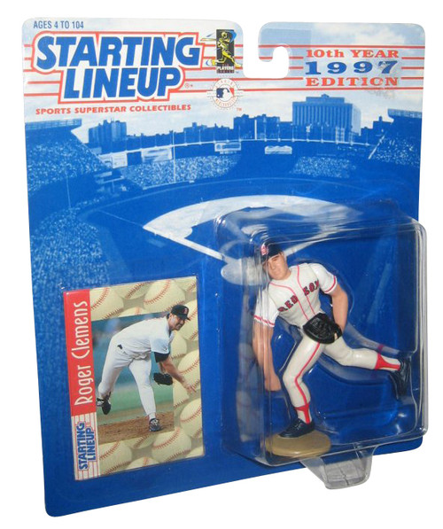 MLB Baseball Starting Lineup (1997) Roger Clemens Figure