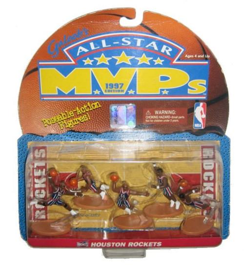 Basketball Houston Rockets Galoob NBA All-Star 1997 MVP Figure Set