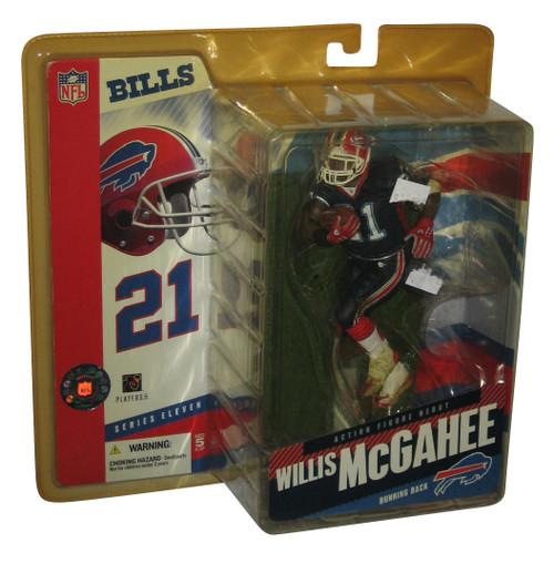 NFL Football Series 11 Willis McGahee Blue Jersey Figure McFarlane Toys - Sports Picks