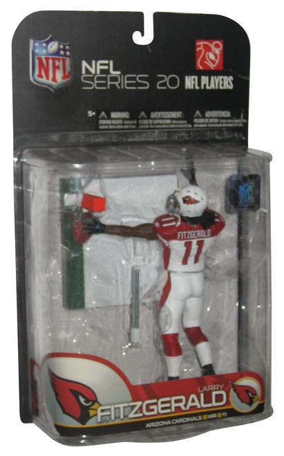 NFL Football McFarlane Toys Series 20 Larry Fitzgerald Wave 1 Figure - (Arizona Cardinals)