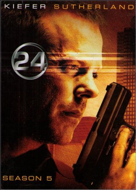 24: Season 5 (2005) DVD Box Set