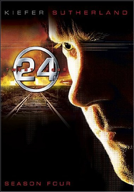24: Season 4 (2005) DVD Box Set