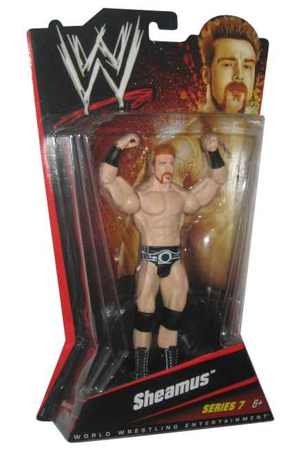 WWE Wrestling Sheamus Series 7 Action Figure