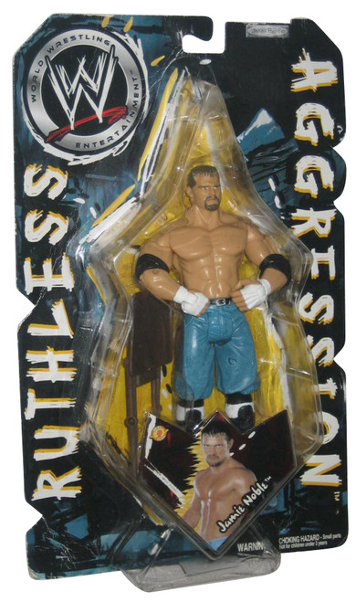 WWE Ruthless Aggression Jamie Noble Action Figure