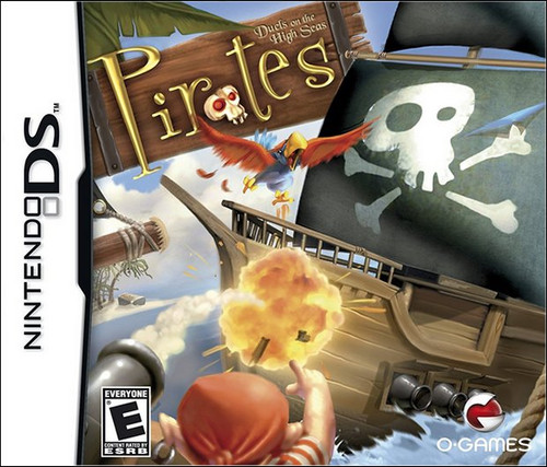 Pirates: Duel On The High Seas Nintendo DS Video Game