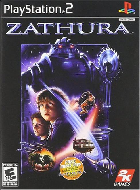 Zathura PlayStation 2 Black Label Video Game