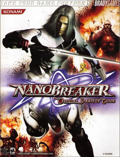 Nanobreaker Brady Games Official Strategy Guide Book