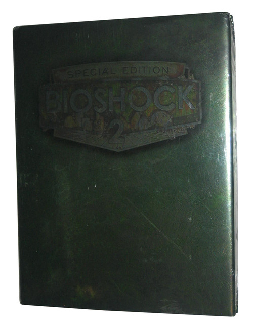 BioShock 2 Limited Special Edition Brady Games Strategy Guide Book