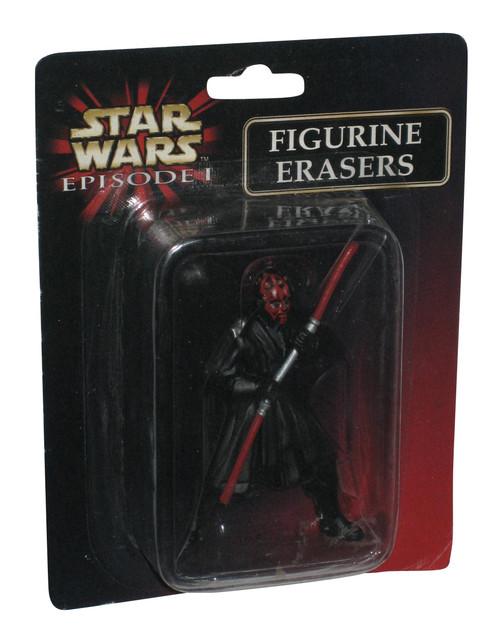 Star Wars Episode I Darth Maul Toy Figure Eraser