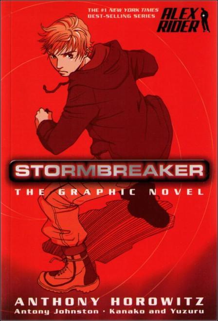 Stormbreaker The Graphic Novel (Alex Rider) Paperback Book