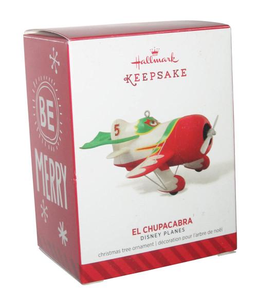 Disney Planes El Chupacabra Hallmark Keepsake Christmas Ornament