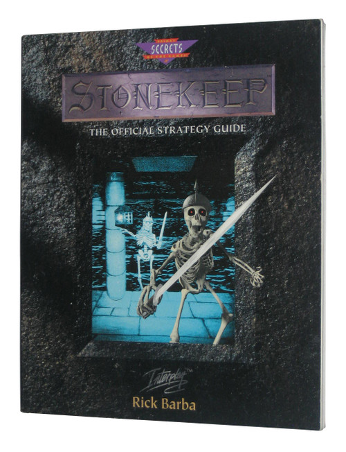 Stonekeep Prima Games Windows PC Official Strategy Guide Book