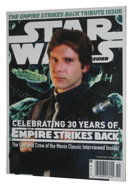 Star Wars Insider Issue #119 August / September 2010 Magazine Book