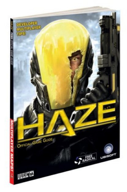 Haze Prima Games Official Strategy Guide Book