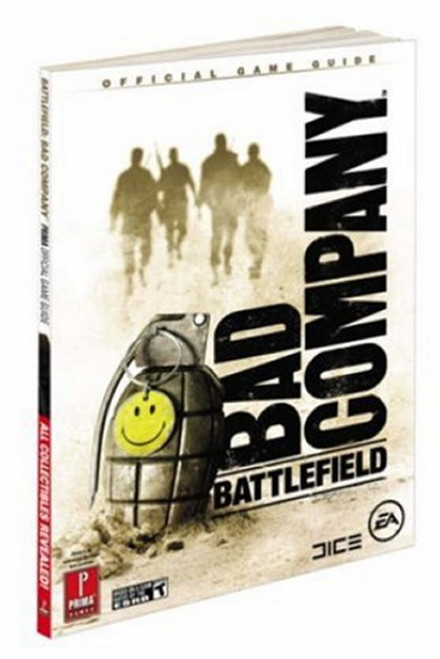Battlefield Bad Company Prima Games Official Strategy Guide Book