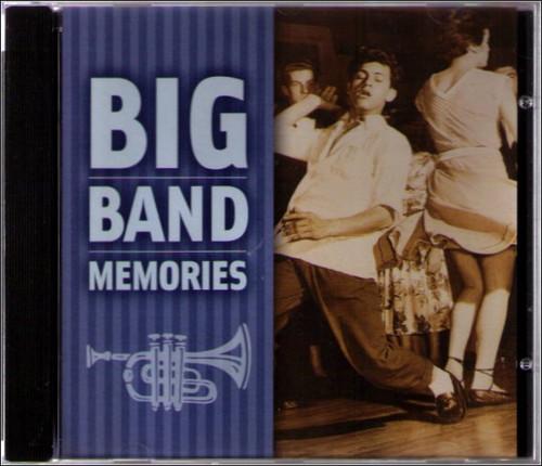 Big Band Memories Music CD