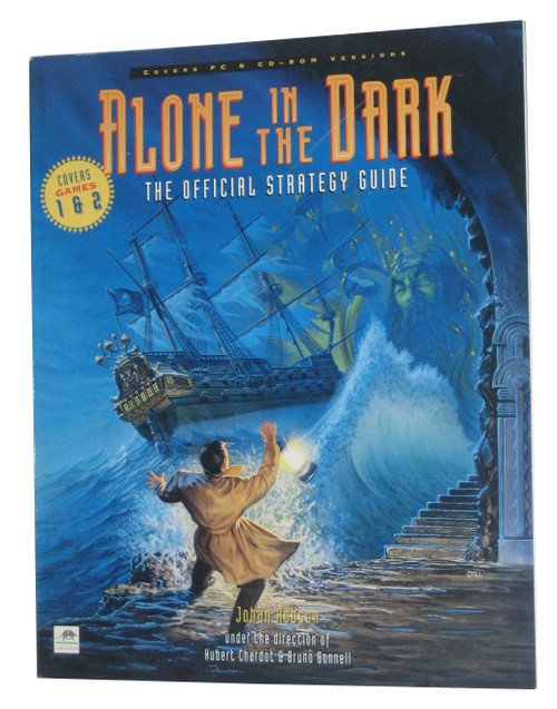 Alone In The Dark PC Windows Official Strategy Guide Book