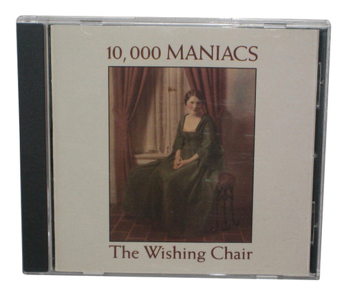 10,000 Maniacs The Wishing Chair Music CD