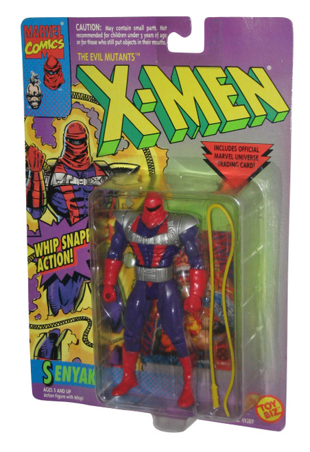 Marvel Comics X-Men Senyaka (1994) Toy Biz Action Figure