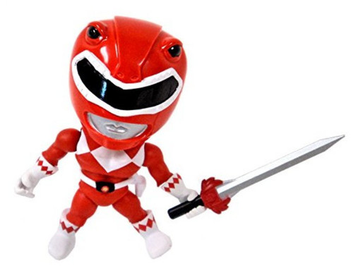 Mighty Morphin Power Rangers Red Loyal Subjects Series 1 Vinyl Figure