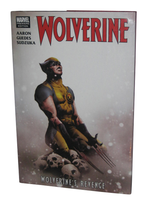 Marvel Comics Wolverine's Revenge Hardcover Book - (Jason Aaron)