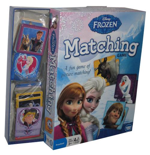 Disney Frozen Wonder Forge Matching Game